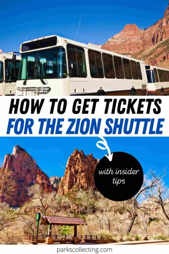 How to Get Tickets for the Zion National Park Shuttle