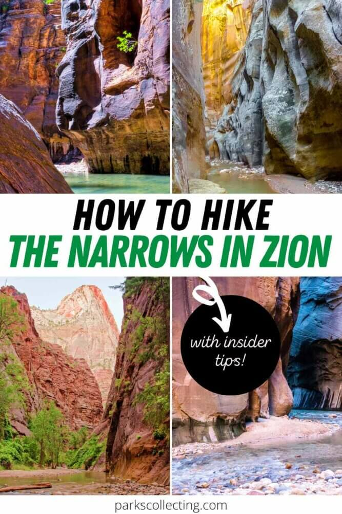 How to HIke The Narrows