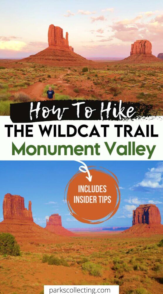 How to Hike the Wildcat Trail Monument Valley