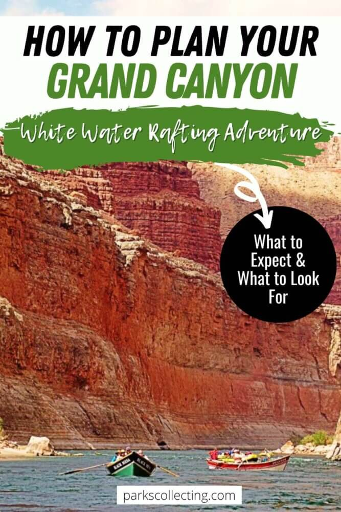 How to Plan Your Grand Canyon White Water Rafting Adventure