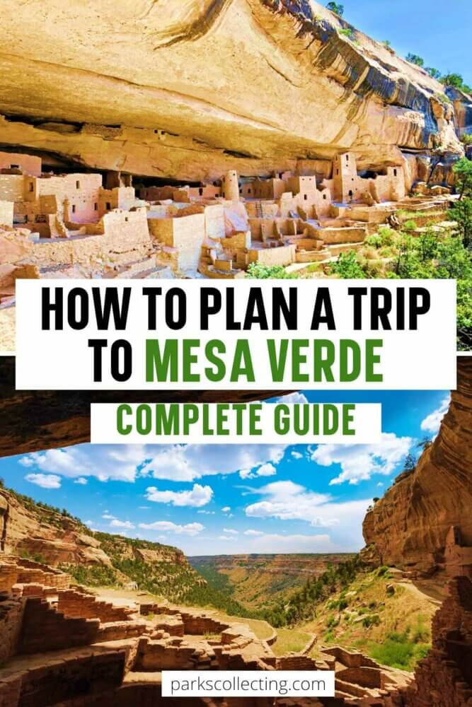 How to Plan a Trip to Mesa Verde