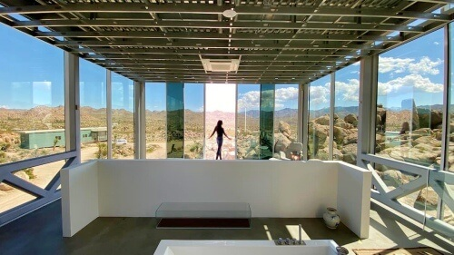 Invisible House Airbnb Joshua Tree