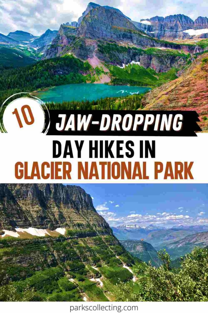 Jaw-Dropping Day Hikes in Glacier National Park
