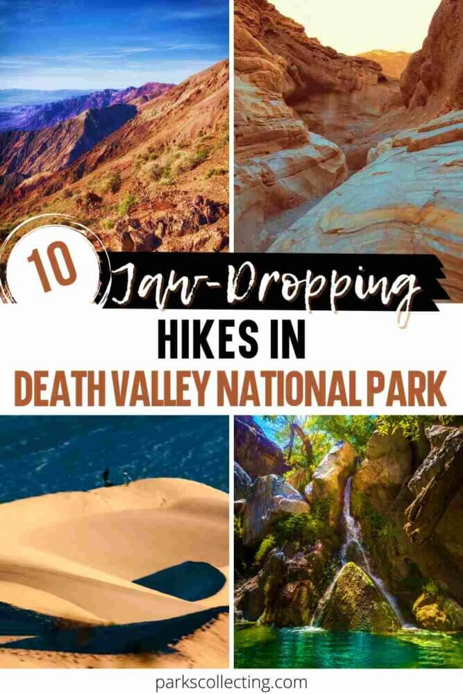 Jaw-Dropping Hikes in Death Valley National Park