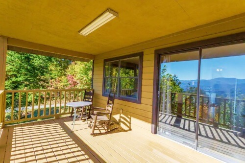 LeConte Living Airbnb Gatlinburg Tennessee_Great Smoky Mountains National Park