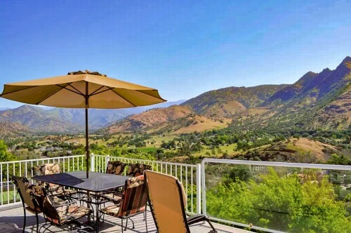 Orchard View Airbnb Sequoia National Park