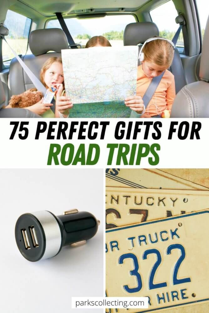 Perfect Gifts for Road Trips