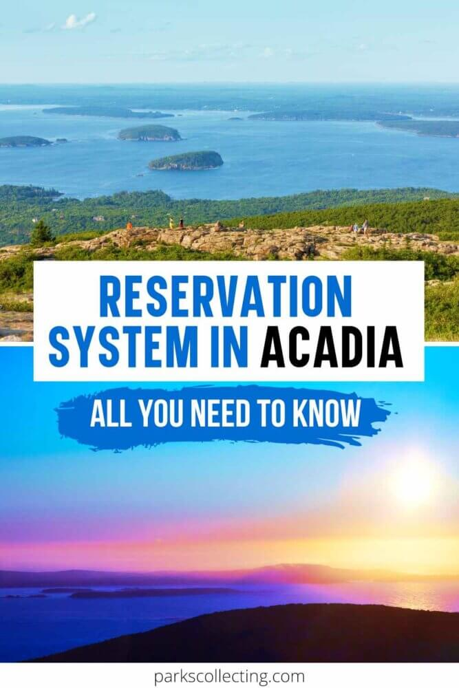 Reservation System in Acadia_ All You Need to Know