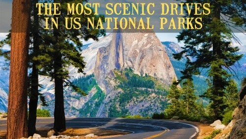 Scenic Drives in National Park