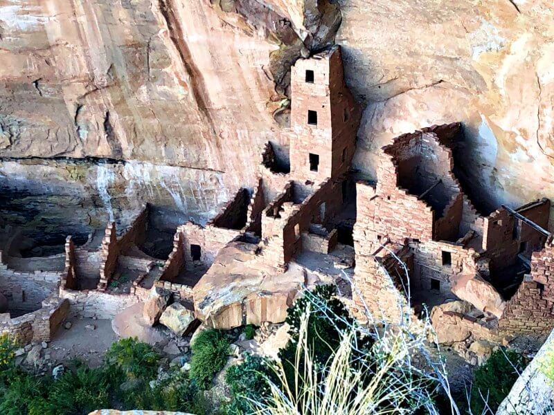 Square Tower House Mesa Verde National Park