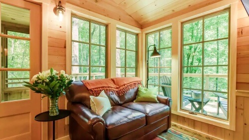 Terrific Treehouse Airbnb Gatlinburg Tennessee_Great Smoky Mountains National Park