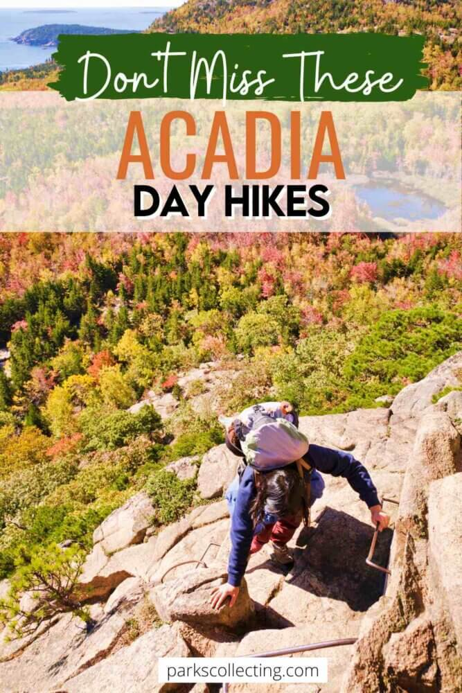 The Best Acadia Hikes
