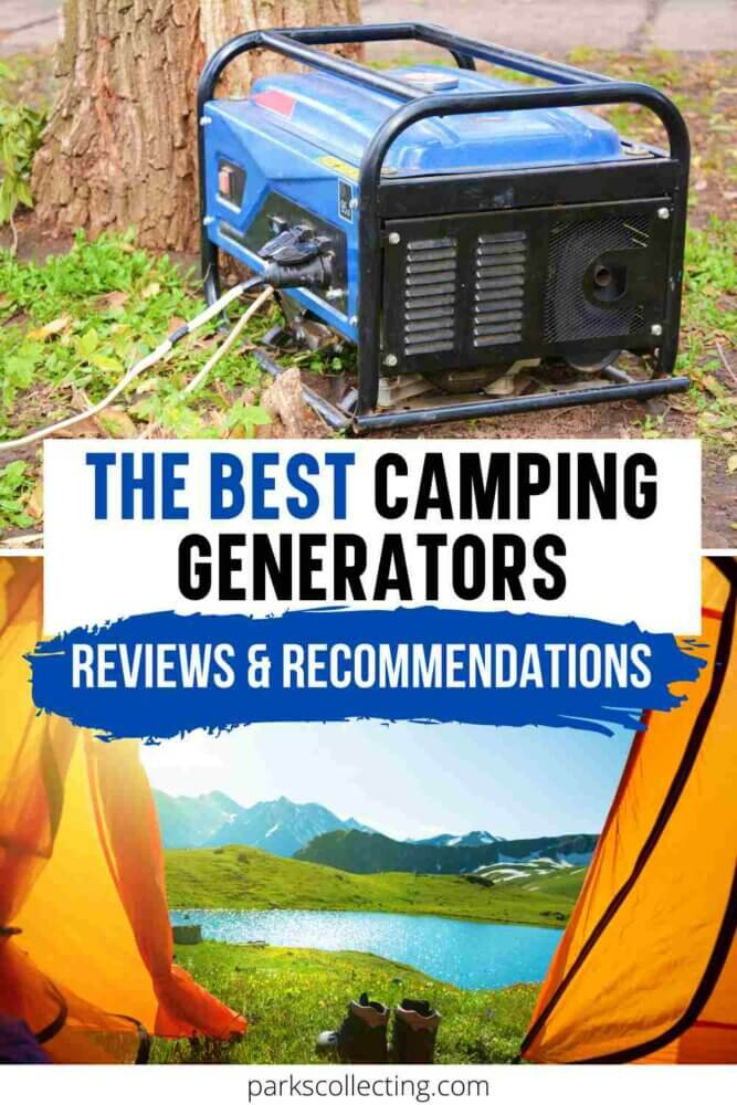 The Best Camping Generators_ Reviews and Recommendations