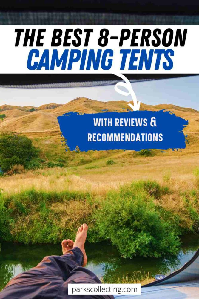 The Best Eight-Person Camping Tents