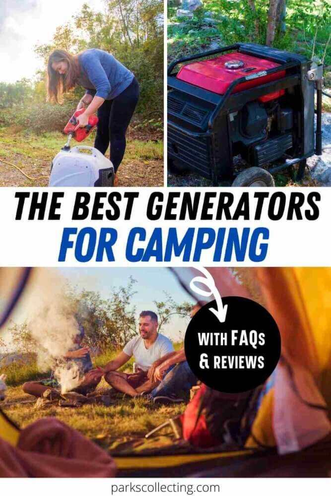 The Best Generators for Camping