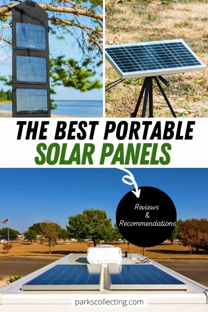 The Best Portable Solar Panels_Reviews and Recommendations