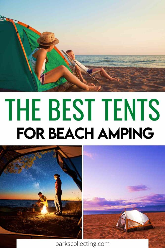 The Best Tents for Beach Camping
