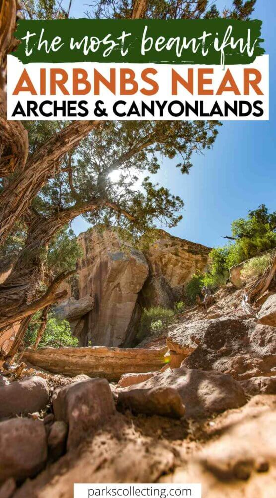 The Most Beautiful Airbnbs Near Arches and Canyonlands
