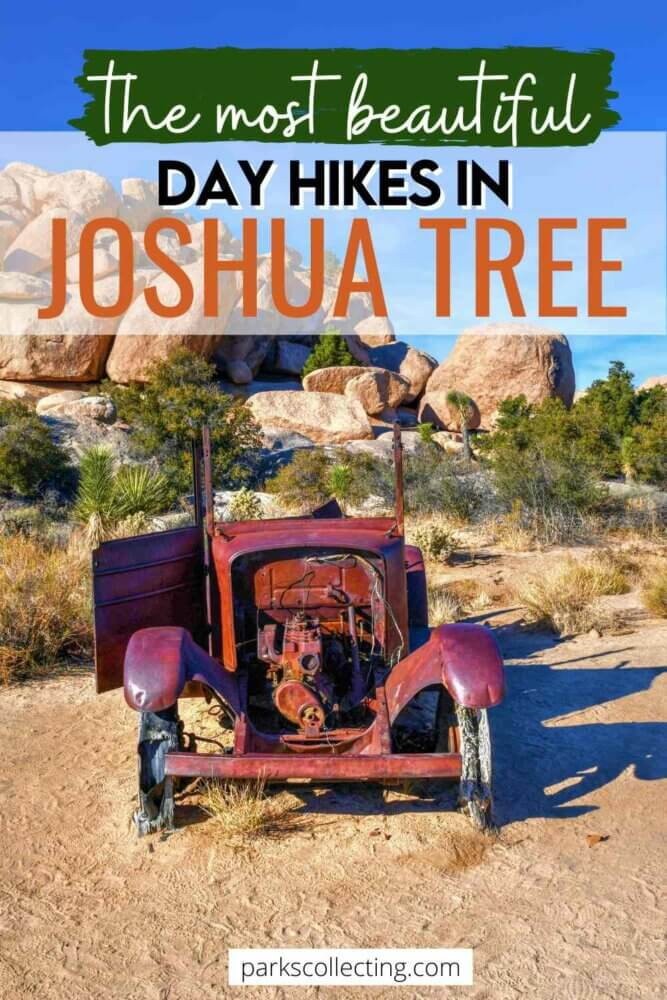The Most Beautiful Day Hikes in Joshua Tree