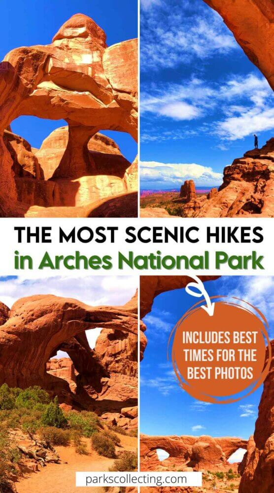 The Most Scenic Hikes in Arches National Park