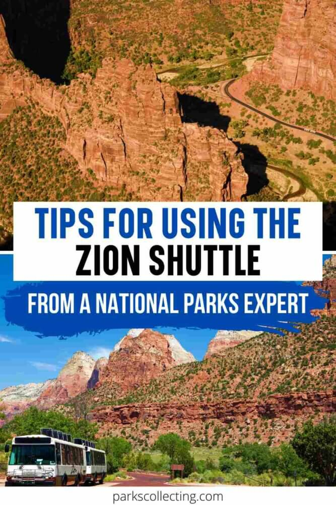 Tips for Using the Zion Shuttle_ From a National Parks Expert