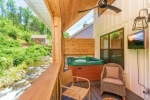 Waterside Farmhouse Airbnb Gatlinburg Tennessee_Great Smoky Mountains National Park