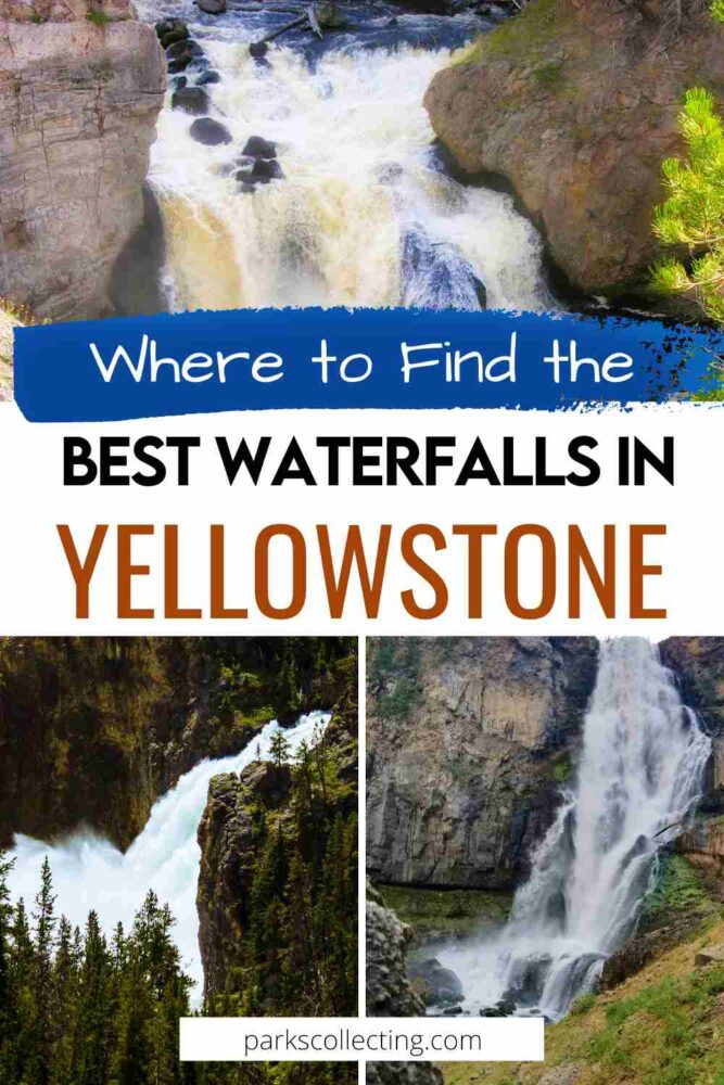 Where to Find the Best Waterfalls in Yellowstone National Park