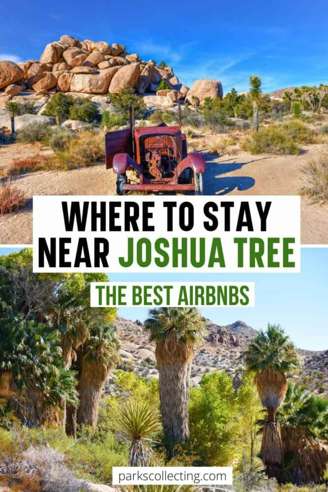 Where to Stay Near Joshua Tree_The Best Airbnbs