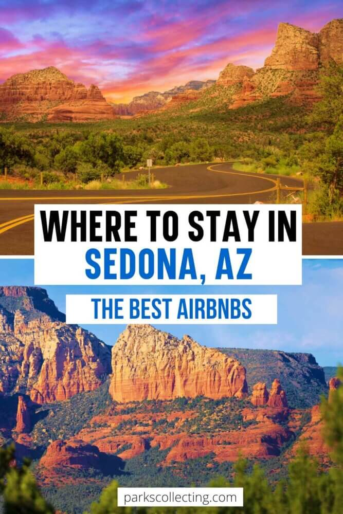 Where to Stay in Sedona AZ_The Best Airbnbs