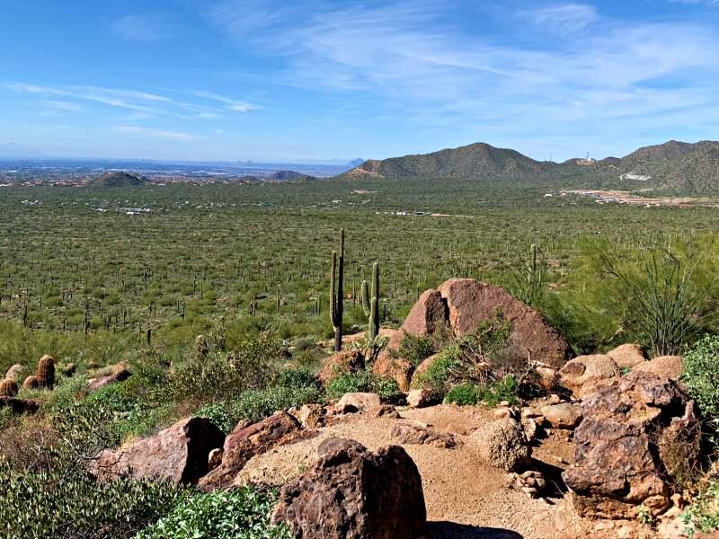 Wind Cave Trail Arizona