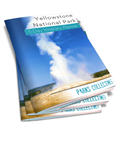Yellowstone 1 Day Itinerary Cover 3D x 250