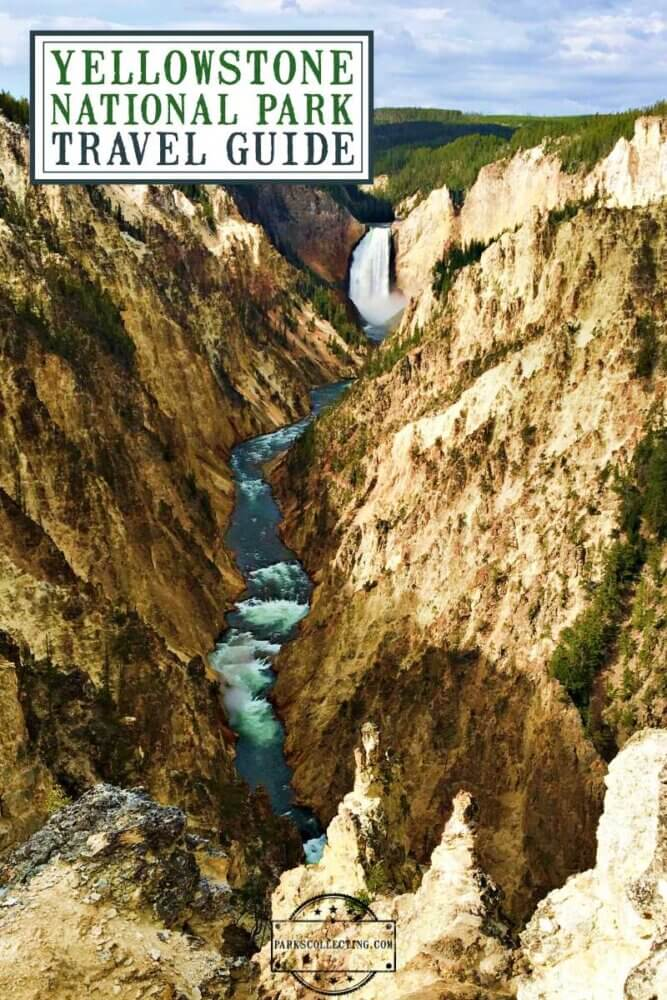 Yellowstone National Park Guide pinterest