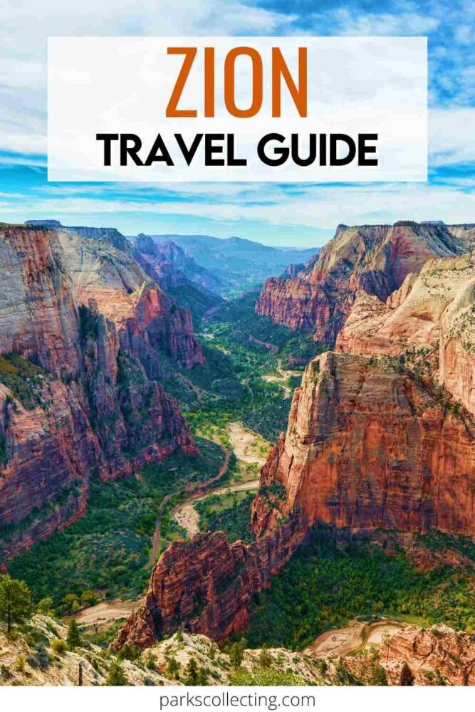 Zion National Park Travel Guide