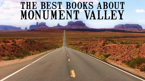 best books about monument valley