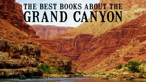 best books about the grand canyon
