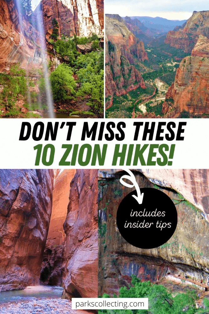 dont miss these 10 zion hikes