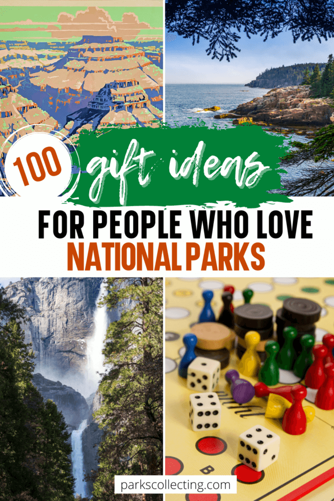 gift ideas for people who love national parks