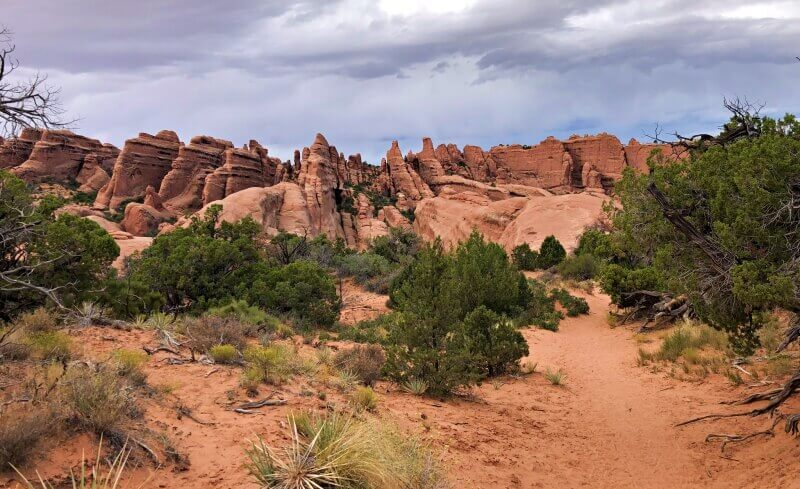 out-of-the-main-part-of-devils-garden-on-the-Devils-Garden-TRail-Arches-National-Park